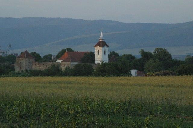 Arkos Unitarian Church, Transylvania
