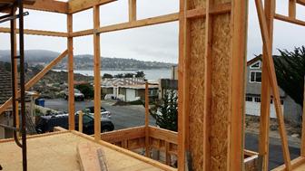 View of Monterey Harbor