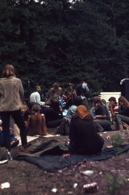 Vernal Equinox Festival, Limekiln Creek, March, 1968