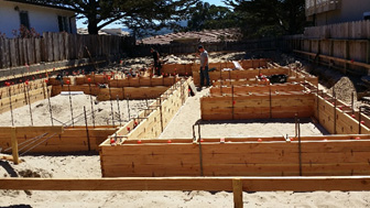 Foundation Stem Wall