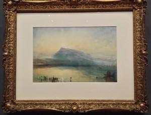 J.M.W. Turner, The Blue Rigis, Sunrise